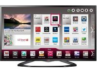 LG 42 inch Smart Full HD TV , 1080p , WIFI with Freeview HD and Freesat HD