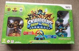 Wii Skylanders SwapForce Starter Pack