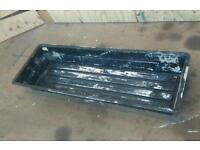 165 l plastering bath tub