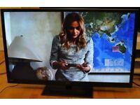 "Bush 40"" BMK40 Full HD 1080p LED TV - local delivery"