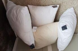 4 X Cushion Inner Pads - John Lewis ex-display