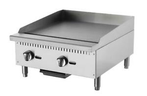 "Griddle 24"" and 36"" Brand New Gas Griddle and Cooking Equipment"