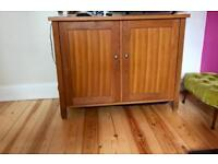 Solid wood cupboard/ sideboard (Next)