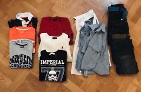 Boys clothes aged 7-9. Collection or can deliver locally