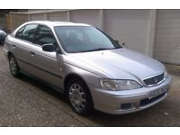 1999 HONDA ACCORD 1.8 VTEC-SE AUTO 1 OWNER FROM NEW WITH HONDA FULL SERVICE HISTORY LOW MILES