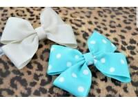 Brand new hair bows