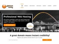 Website Design and Hosting Service