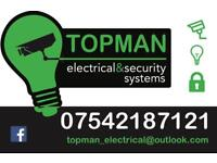 Top Man Electrical & Security Systems