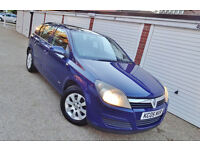 ## Cheap 2005 05 Vauxhall Astra 1.4 Club Manual 1 Owner ##
