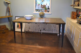 Industrial Kitchen Table Mid Century Style DIFFERENT SIZES AVAILABLE