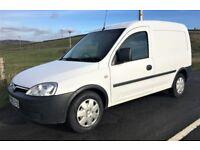 Vauxhall Combo 1700 CDTi Panel Van 2009 NO VAT £1945.00