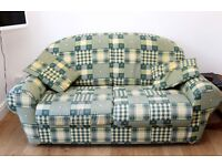 sofa bed/two seater sofa