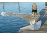 Anchor Delta style stainless steel 20kg
