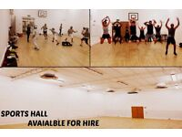 Sports Hall for hire at Westside School - Contact us for Pricing PER HOUR!