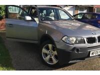 BMW X3 Diesel 2005