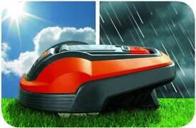 Flymo 1200R robotics lawnmower