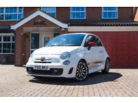 Abarth 500 Esseesse - Koni Suspension 25k miles