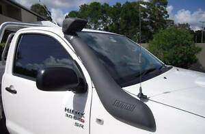 TANAMI 4x4 SNORKELS - SUIT MOST POPULAR 4x4s - 100% AUSSIE MADE Kunda Park Maroochydore Area Preview