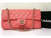deep pink authentic Chanel