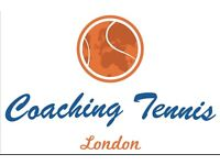 Tennis Coach offer a FREE Tennis Class in London