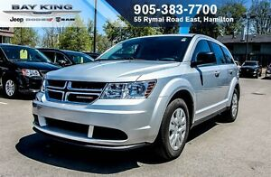 2014 Dodge Journey AUTO, A/C, ONE OWNER, TINT