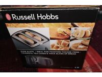 Russell Hobbs Textures 2-Slice Toaster