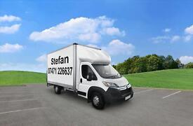 Boltons number 1 man and van all areas covered Manchester bury Preston Wigan