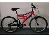 Mountain bike unisex.
