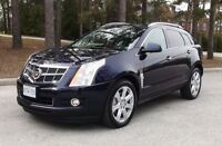 2013 Cadillac SRX Premium Collection, Nav, Backup Cam, Leather S
