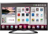 LG 50 inch 3D Smart Tv