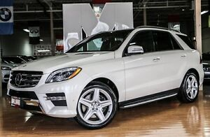 2014 Mercedes-Benz M-Class ML350 4MATIC - AMG | DISTRONIC PLUS,