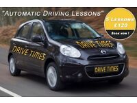 AUTOMATIC AND MANUAL DRIVING LESSONS IN NORTH LONDON. VERY HIGH PASS RATE !!!