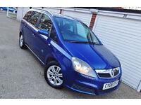 ## 2006 06 Vauxhall Zafira 1.9 CDTi Active Diesel Manual ##