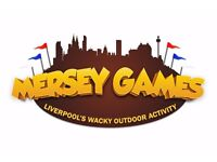 Outdoor Activity Supervisor - Mersey Games - Stag and Hen company