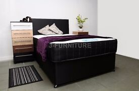 """SUPER DEAL ! REAL ORTHOPAEDIC AND MEMORY FOAM MATTRESS! 10"""" ! ALL SIZES! CHEAPEST ON GUMTREE !!!"""