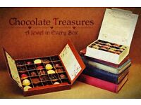 Chocolate Treasures with Joanne