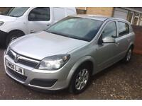 Diesel Vauxhall astra design 2006. Great condition/long mot/ full service history