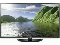 "Lg 42"" led tv hd free view"