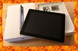 Apple ipad 2 Fully Boxed with wifi excellent