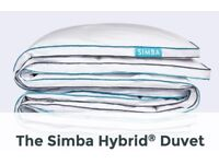 Simba Hybrid Duvet with OUTLAST - King Size