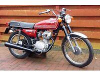 """""""Classic"""" 1979 Honda CG125 - Restoration Project"""