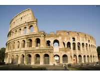 Why Not Join Us For A Coach Trip To Rome April 2017