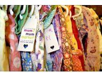 Mum2mum market Teddington (nearly new sale for maternity, baby, and children's items)