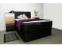 Warehouse Clearance! Real Sale! Brand New Memory Foam And Orthopaedic Dual Sided Mattress