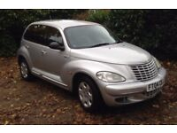 Chrysler PT Cruiser Classic. Good condition.Low mileage.MOT until April 21st 2018 and no advisories.