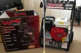 Brand New Wurzburg 6.5hp Pressure washer
