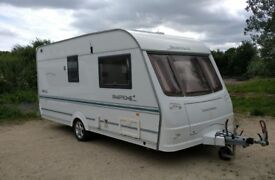 2003 Coachman Pastiche 460 2 Berth Cris Registered Caravan
