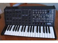 Original Korg MS20 Vintage Synth
