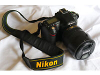 For sale Nikon D90 DSLR Body.
