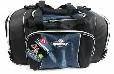 - Igloo Maxcold Duffle Bag & Cooler ~  Center Dry Storage + Insulated Side Pockets